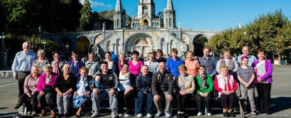 Askea, Bennekerry Tinryland Pilgrimage to Lourdes