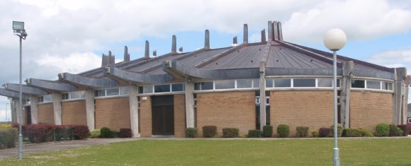 Holy Family Church, Askea