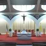 Web streaming from Holy Family Church, Askea.